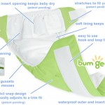 Bum Genius Pocket Style Cloth Diaper